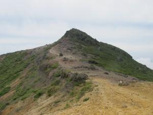 安達太良山4